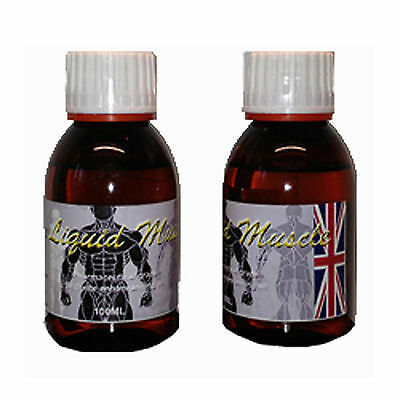 1 x 100ml  Liquid Muscle Synthol Posing Oil