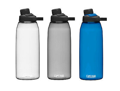 CAMELBAK CHUTE WATER BOTTLE 750ml-1000ml-1500ml  3 SIZES 10 COLOURS BPA-BPS FREE