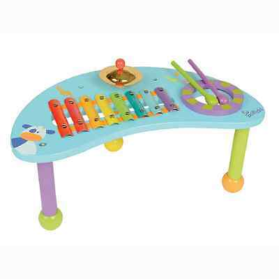 BOIKIDO - PERCUSSION TABLE Musical Toy - BRAND NEW