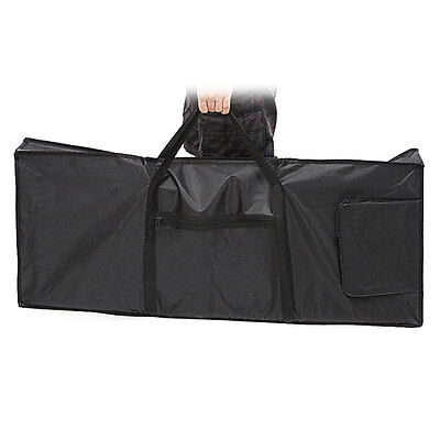 Waterproof Carry Bag Portable Case for Electric 76 Key Keyboard Piano Organ