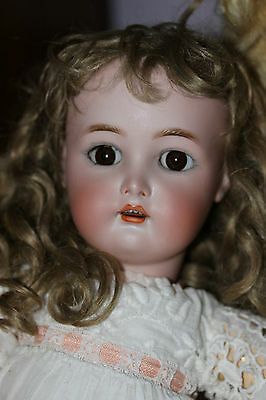 Antique Kammer and Reinhardt/ Simon and Halbig doll 19 inch impressed 50