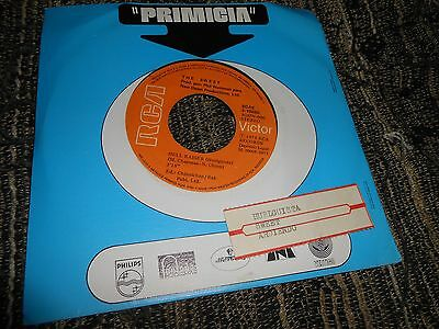 "THE SWEET Huelguista/Burning Ardiendo 7"" 1973 SPAIN jukebox PROMO SPANISH"