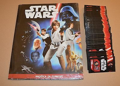 2016 Star Wars 100 Sealed Packets