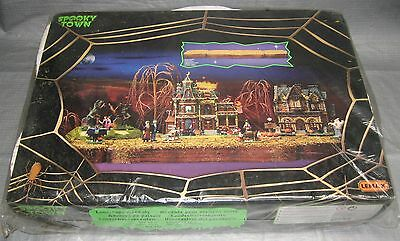 Lemax #34984 - SPOOKY TOWN - CHRISTMAS VILLAGE - Landscape Display Accent - NIP