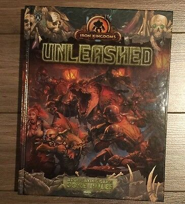 Iron Kingdoms Unleashed RPG core rules