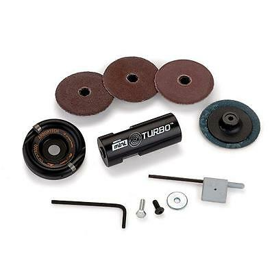 Arbortech Mini Turbo Wood Shaping Blade Kit for power wood carving sculptor