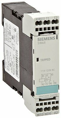Siemens 3RN1000-2AG0 0 Thermistor Motor Protection Relay, Cage Clamp Terminal