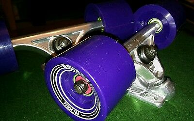 ※reduced※ New Longboard Trucks By Slant With New 72Mm Dstreet Wheels