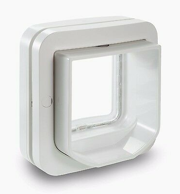 Sureflap Microchip Cat Pet Small Dog Door Flap tunnel smart dualscan petporte