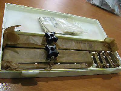 Precision Accesories for Gauge Gage blocks 0-160 mm (4.72'') USSR (with inserts)
