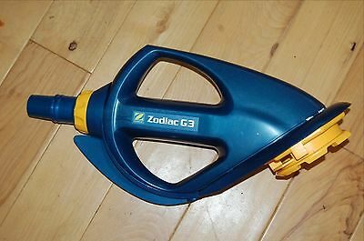 Zodiac G3 Head Only --  Vacuum Pool Cleaner