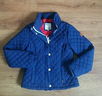 Nice girls jacket from BENCH. Size 9 - 10 years/140 cm. Great condition. Blue.
