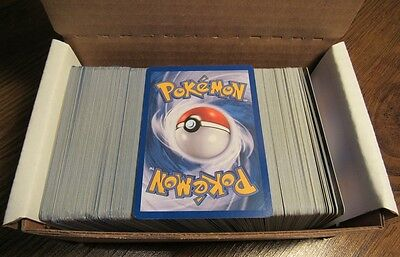 400 Pokemon cards - Commons & uncommons lot