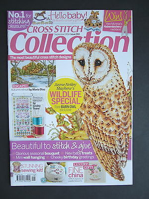 Cross Stitch Collection Magazine - Issue 240 - September 2014 - V. G. Used**