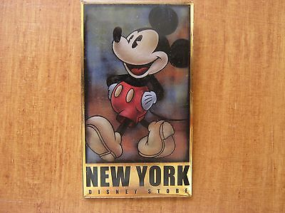 Mickey Mouse New York Disney Store Magnet
