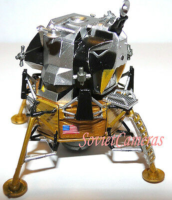 1:144 USA Space Craft Apollo Lunar Module Diecast model RARE