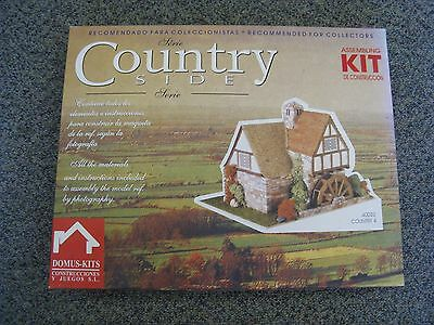 DOMUS-KITS Country Side Series clay model assembling kit 40032 country 4 SEALED