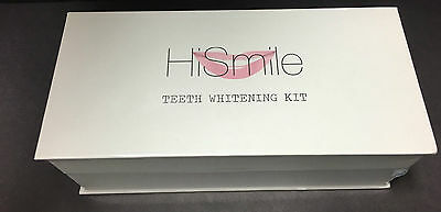 HiSmile Teeth Whitening Kit- UK NEXT DAY DELIVERY