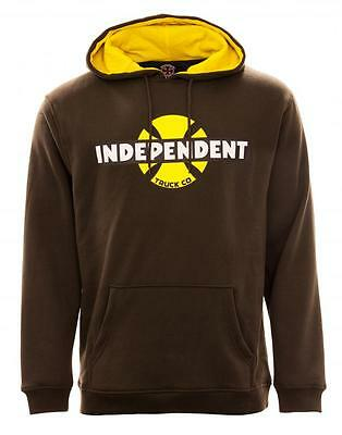 SALE - INDEPENDENT TRUCK CO' Skateboard Hoodie 78 BC - Hooded top - LARGE