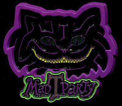 DLR Mad T Party Cheshire Cat Maze Disney Pin 93689