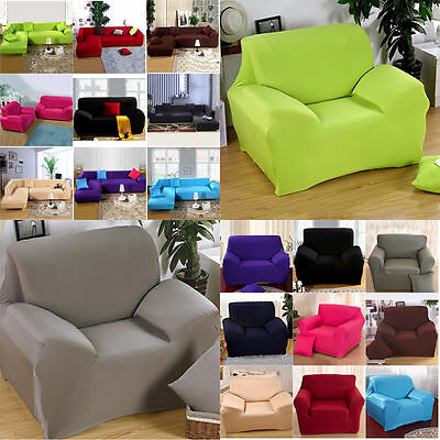 QUILTED SOFA CHAIR SETTEE ARM CHAIR PET PROTECTOR SLIP COVER FURNITURE THROW #op