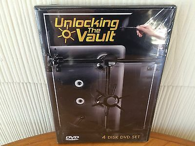 Unlocking The Vault - Private Money Lending Real Estate Course  4 DVDS & CD SET!
