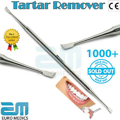 Professional Dental Dog Tartar Remover Scaler Hygiene Pet Teeth Cleaning Tool CE