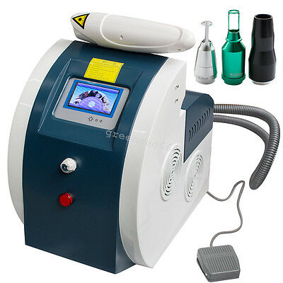 2017 Profession Tattoo Eyebrow haie Pigment Removal Beauty Equipment Machine USA