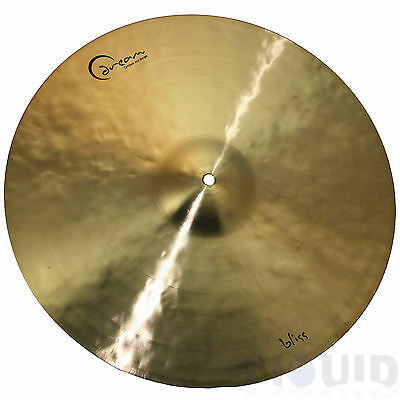 "Dream Cymbals BCRRI18 18"" Crash/Ride Bliss Series Hand Hammered Cymbal FREE 2DAY"