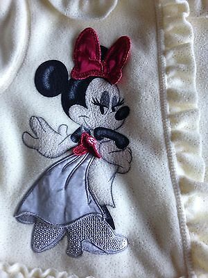 Luxury Minnie Mouse Jacket, Skirt and Top age 7, bought in Disneyworld