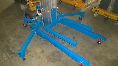 Winch Operated High Lift Duct Lifter  Air Conditioner Airconditioner