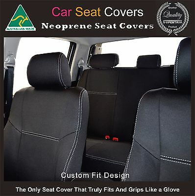 Seat Cover Toyota Corolla Front (FB + MP) & Rear Waterproof Premium Neoprene