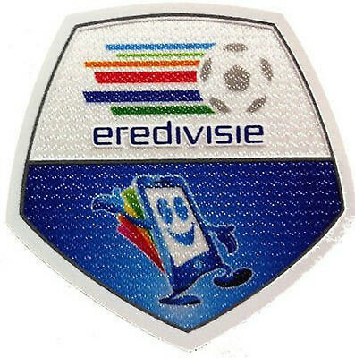 Eredivisie Football Patch 2016-2017 Soccer Jersey Badge Dutch League