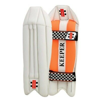 NEW Gray Nicolls Elite Junior Wicketkeeping Pads   from Rebel Sport