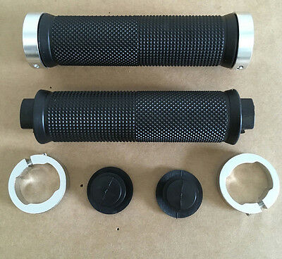 manopole per moto d'acqua silver handle bar grips double look for jet-ski