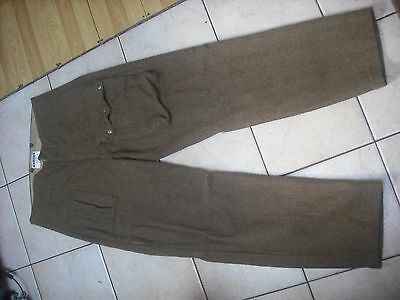 """Ww2 Reproduction Soldier Of Fortune British Para  Paratroopers Trousers  38"""""""