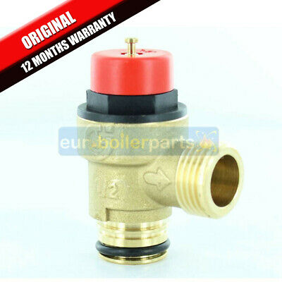 Ideal Independent I-Mini 24 & 30 Pressure Relief Valve 175413 Was 174811 New