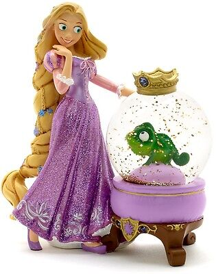 Official Disney Store Rapunzel Snow Globe Christmas Decoration Gift Free Deliver
