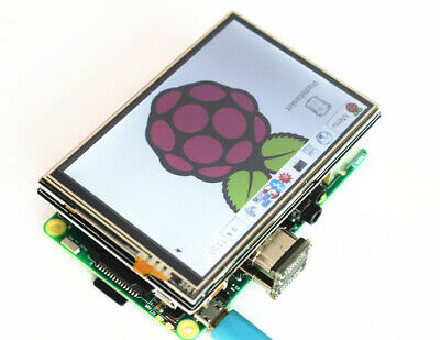 3.5'' LCD Touch Screen Display Module USB HDMI 1920x1080 RGB For Raspberry Pi 3