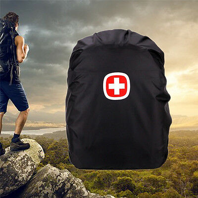 30-40L Travel Backpack Protective Cover Backpack Rain Cover Waterproof Dust Bags