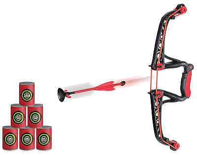 Indoor Outdoor Kids Family Bow Arrows Archery Game Target Shooting Toy Set NEW