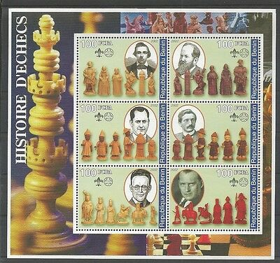 2002 Benin Scouts ms6 chess masters
