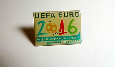 Pins Pin's Football UEFA 2016 Candidature France ( PL33 )