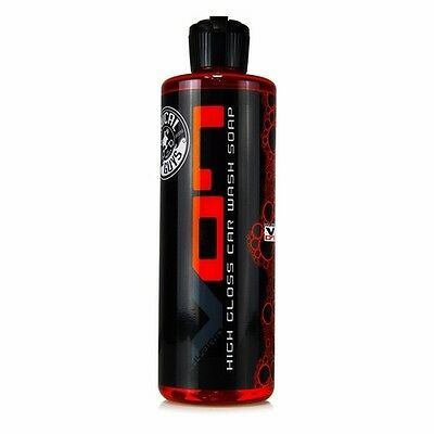 Chemical Guys Hybrid V7 High Gloss Car Wash Soap Shampoo CWS_808_16 - NEW