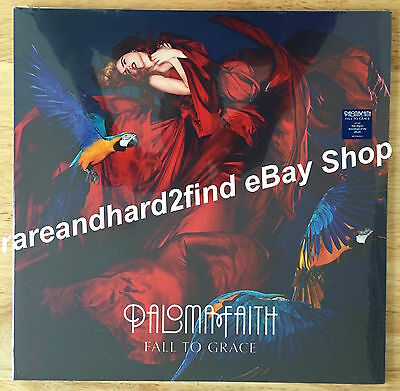 Paloma Faith FALL TO GRACE 2012 Limited Edition Double Vinyl UK LP NEW/ SEALED