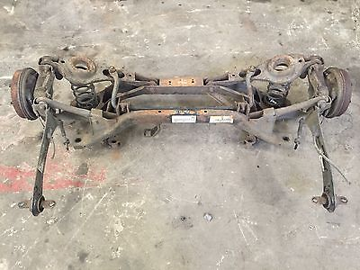 Ford Focus MK1 98 - 04 1.6 Hatchback Rear Axle With Hubs