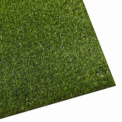 ALEKO Artificial Grass Roll of 4 x 15 ft C Shape Monofil PE 60 sq ft