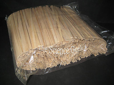 Wood Spills Pk1000 Wooden Spills Splints Tapers Fire lighters Brand New