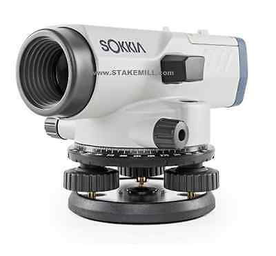 Sokkia B40A Automatic Level, 24x Magnification (2017 redesigned model)