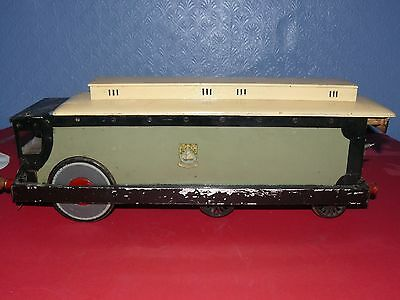 1930's LARGE SCALE ELECTRIC  RAILCAR  MORECAMBE RAILWAYS GAUGE 1 ?